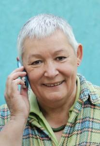 Annette Rinn Portrait